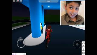 Roblox .... My 1st blog with in screen