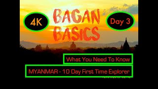 BAGAN - MYANMAR'S NO. 1 ATTRACTION - WHAT YOU SHOULD KNOW