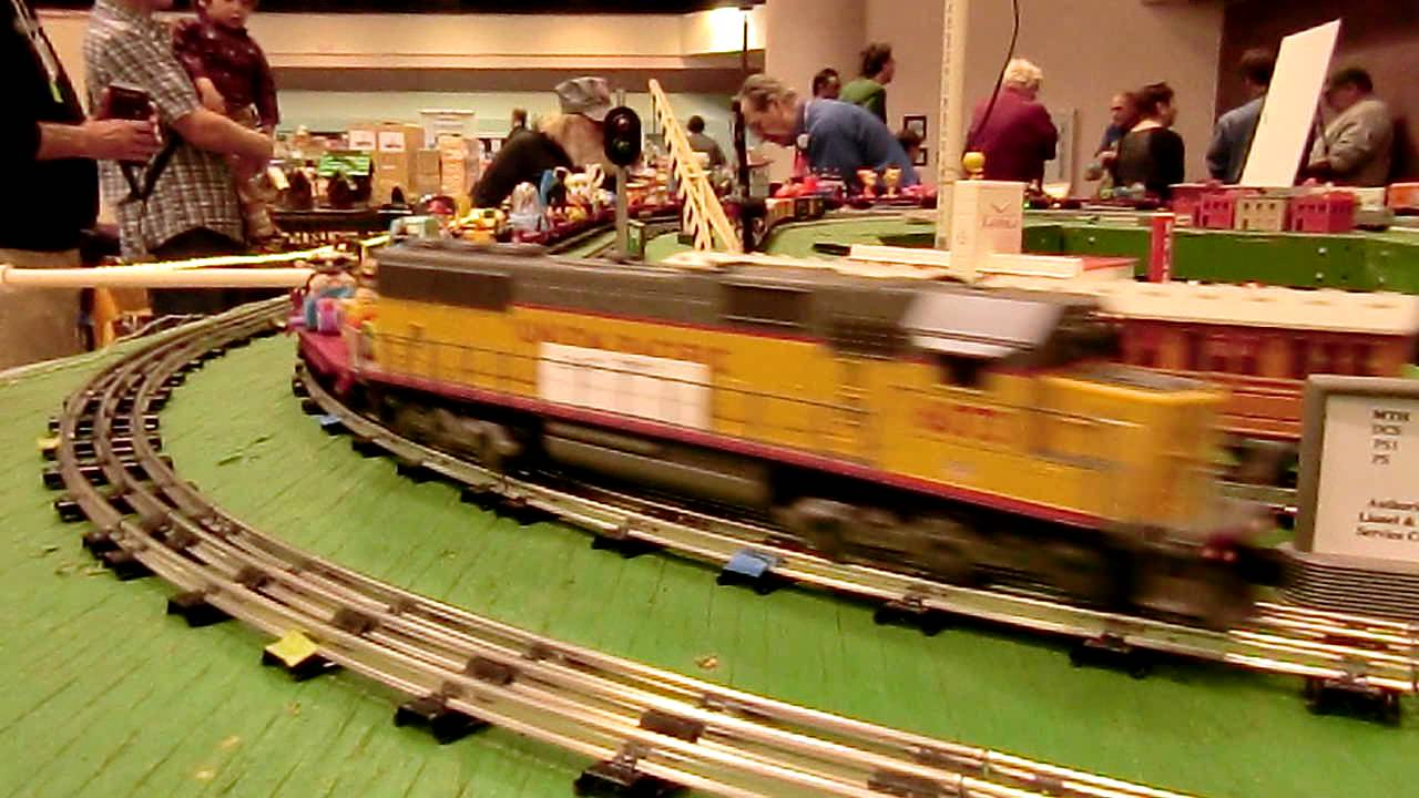 Model Trains for Kids & Adults  Northern California Train Collectors show -5