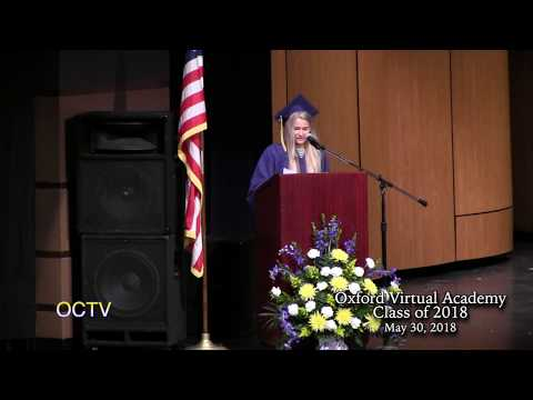 Oxford Virtual Academy Graduation 5-30-18