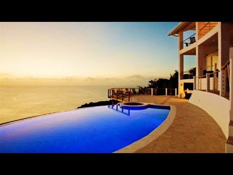 Exclusive Contemporary Caribbean Luxury Villa, Cap Estate, S