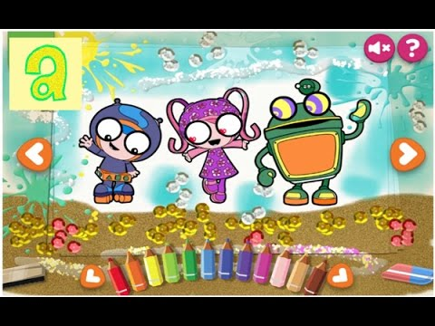 умизуми раскраска для детей рисуем команду умизуми Umizoomi смотреть мультик умизуми Umizumi игра
