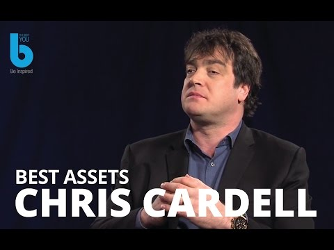 What are the best assets for Entrpeneurs? Master Things!. Chris Cardell