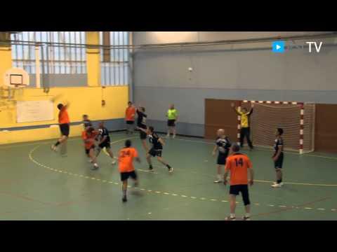 Match de Hand Ball entre le HBCSL et Orange.