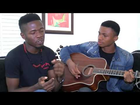 Nigeria's Johnny Drille on his love of folk music
