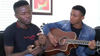 Nigerias Johnny Drille on his love of folk music