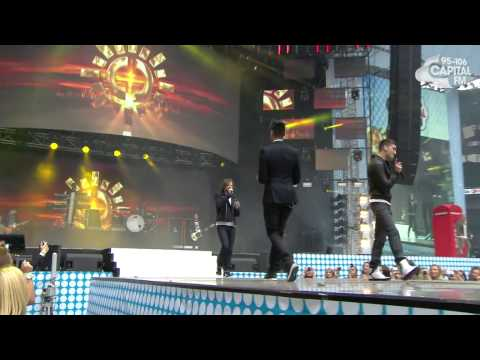 The Wanted - Chasing The Sun | Summertime Ball 2013