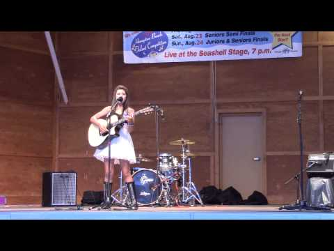 DONT LET ME BE LONELY COVER BY Elexis DuBose live at HAMPTON BEACH mp3