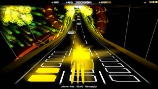 Audiosurf | Machinae Supremacy - Retrospection | Jets