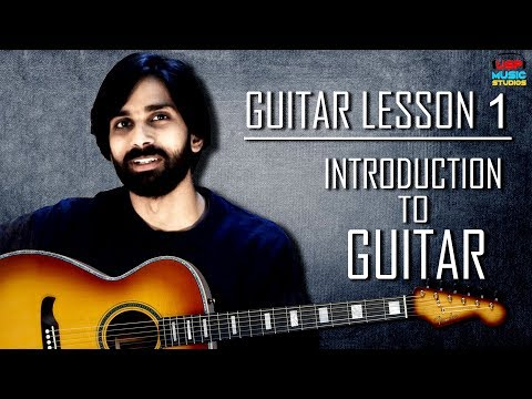 Guitar Lessons For Beginners # 1 | Introduction To Guitar | Learn Guitar At Home | USP Music Studios