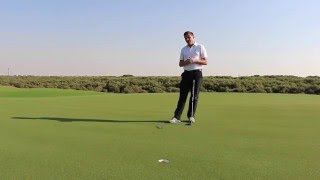 How to practice your putting effectively by Martin Dewhurst - PGA Professional