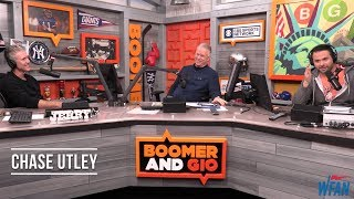 Chase Utley talks Mets fans, 'The Slide' & takes a few calls - Boomer & Gio