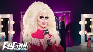 Trixie Mattel Crashes the Set of #AllStars5 | RuPaul's Drag Race All Stars