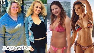 10 Amazing Women Weight Loss You Must See - Women Weight Loss Before And After Transformations