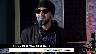 """Corey El & FAM Band Perform """"All I Know"""" on Shockoe Sessions Live"""