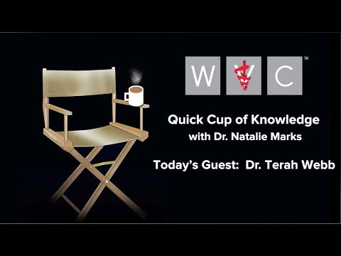 Quick Cup Of Knowledge - Dr. Terah Webb - Veterinary Ophthalmologist