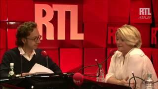 Marina Carrère d'Encausse et Henri Joyeux : Les invités du jour du 30/10/2014 - RTL - RTL