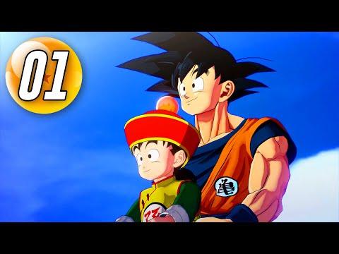 Download Dragon Ball Z: Kakarot - Part 1 - The Beginning