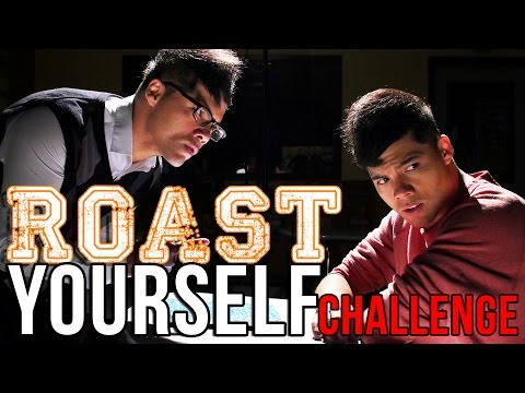 Thumbnail: ROAST YOURSELF CHALLENGE! (D-trix Diss Track)