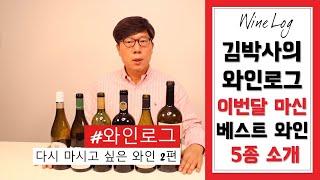 [와인로그] 꼭 다시 마셔보고 싶은 와인 2편 와인 추…
