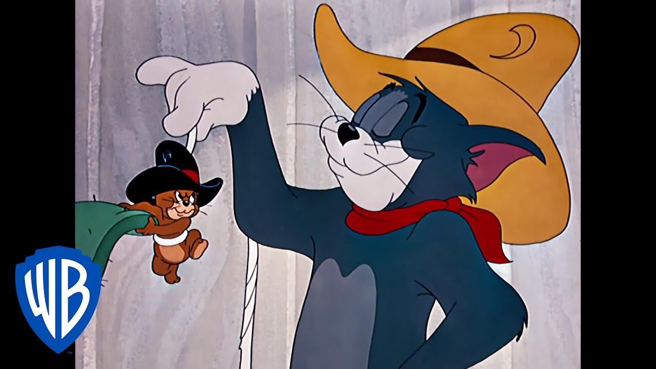 Tom & Jerry | The Tom & Jerry Rewind | Classic Cartoon Compilation | WB Kids