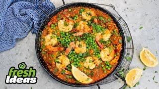 Easy Paella Recipe – Chefs Secrets