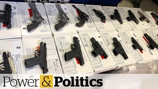 Stopping the flow of illegal guns   Power & Politics