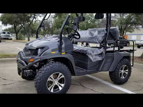 Gas Golf Cart Carbon Fiber With Rear Flip Seat 400cc Motor Street Legal & More