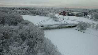 Ādaži, Slidotava & Gaujas Tilts 2017 (Jan 15)