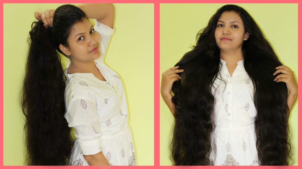 How To Get Long Soft Shiny Healthy Hair Home Remedies For