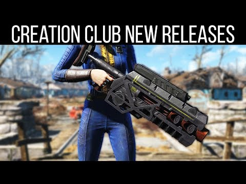 A Comprehensive Look and Review of All the New Creation Club Releases in  Fallout 4