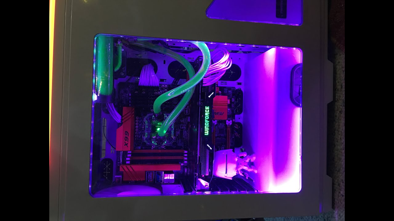 NZXT Hue+ Advanced PC Lighting (AC-HUEPS-M1) Music Activated (In 4k) - YouTube & NZXT Hue+ Advanced PC Lighting (AC-HUEPS-M1) Music Activated (In ... azcodes.com