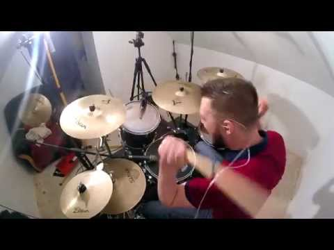 Foo Fighters - In The Clear (Drum Cover)