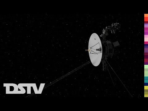 THE VOYAGER MISSION: 40TH ANNIVERSARY - NASA SCIENCE LECTURE