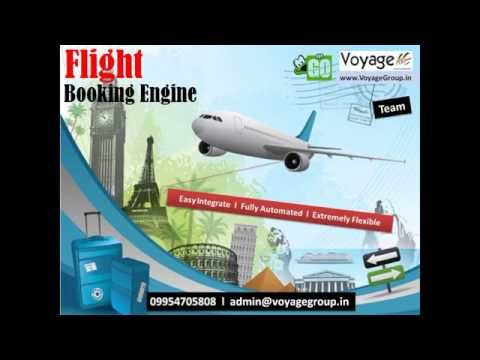 Leading Flight Booking Engine for Travel Agents in India