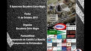 CCF Sport - II Autocross Escudería Cerro Negro 2015