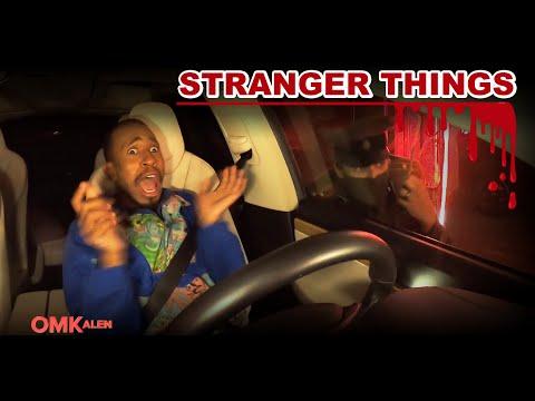 'OMKalen': Kalen Screams Through Stranger Things: The Drive-Into Experience