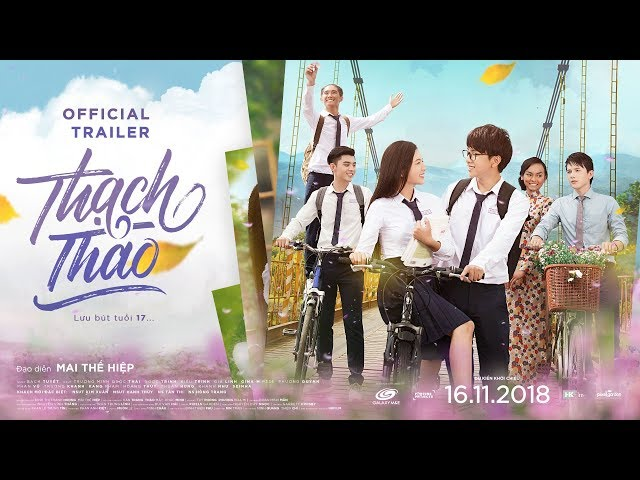 TH?CH TH?O - Official Trailer  | Kh?i chi?u toàn qu?c: 16.11.2018