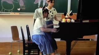 学院祭(高2) Piano Duo.