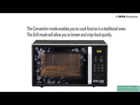 rv microwave magic chef