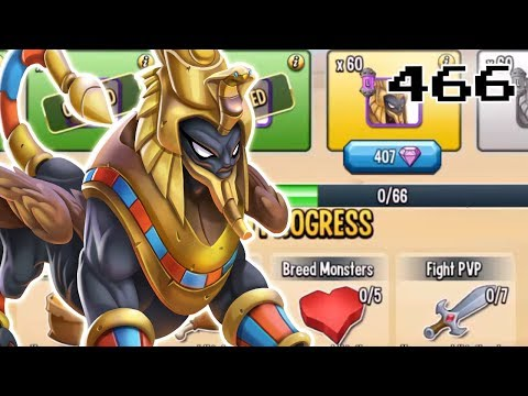 RETO de DUNN RA! - GUIA COMPLETA - Monster Legends