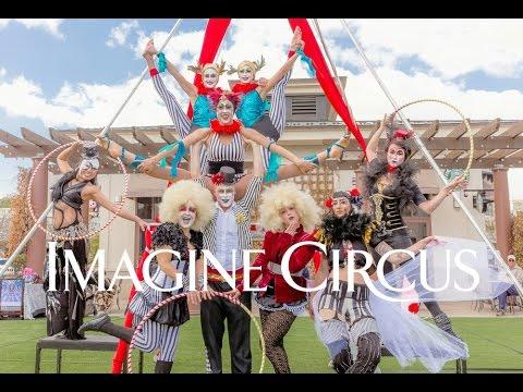 Family-Friendly Entertainment :: Imagine Circus :: Cirque Performers & Unique Entertainment