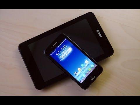 Обзор ASUS PadFone mini 4.3: маленький гибрид из Тайваня