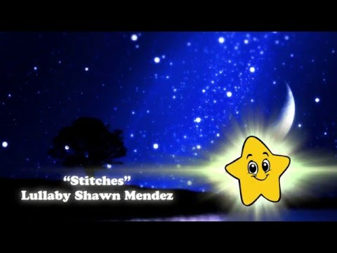 Shawn Mendes - Stitches (Lullaby Cover)