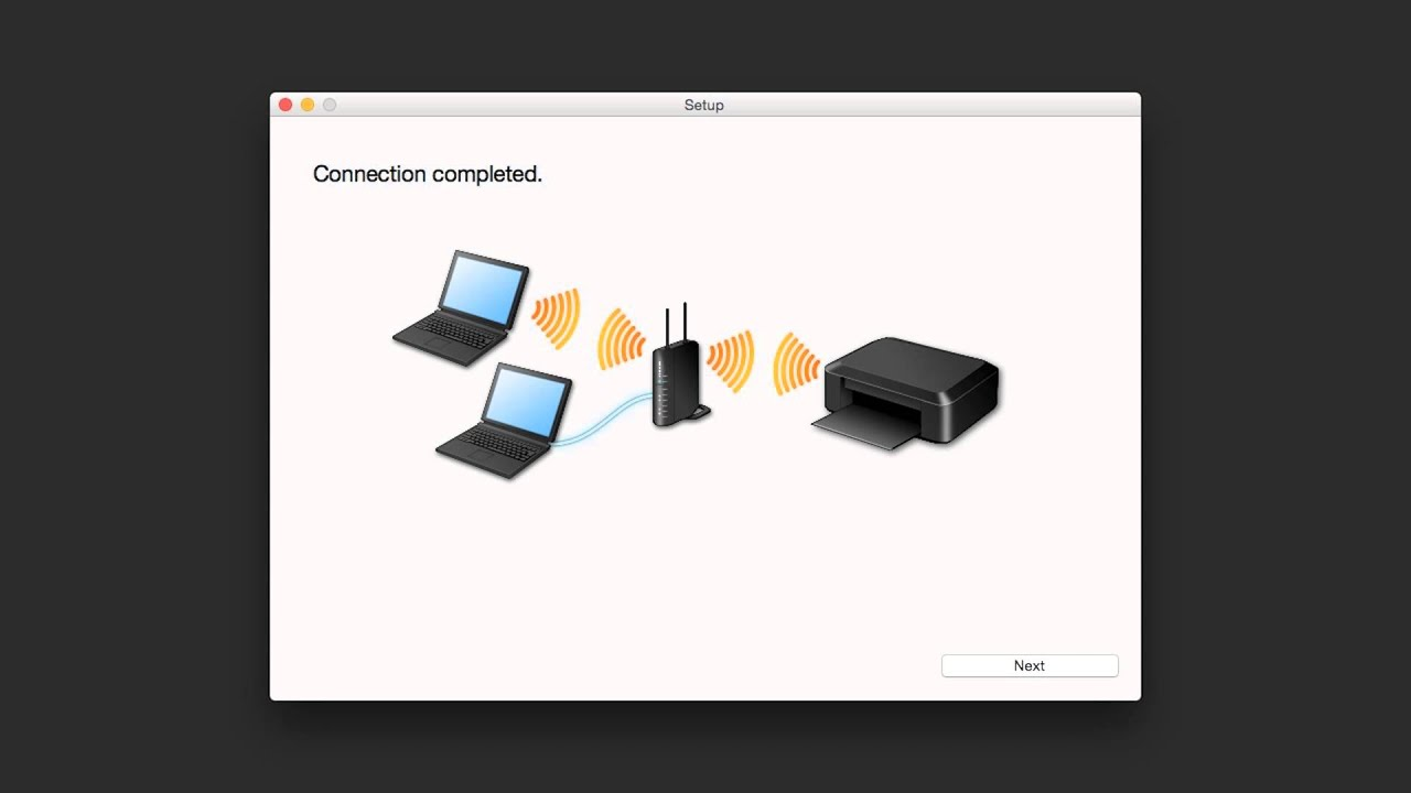 canon pixma mg2920 cableless setup with a mac youtube  canon mg5320 printer wiring diagram #28