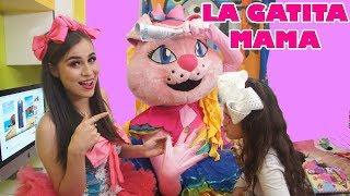 La Gatita Mama - 24 Horas siendo Mama / Kids Play