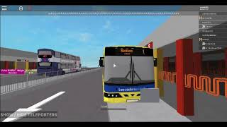 Roblox Buses Route 1 From Blackburn to Bolton to Blackburn