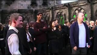 Прощание актеров с Гарри Поттером.flv