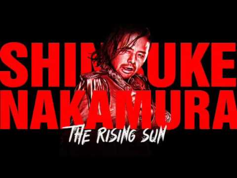 Shinsuke Nakamura Theme Song w/ Crowd Singing Along (Arena Effects) OFFICIAL