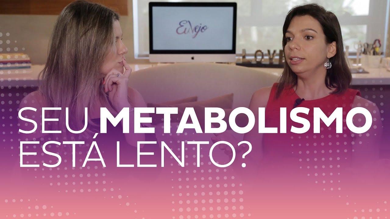 dieta para quem tem o metabolismo muito lento